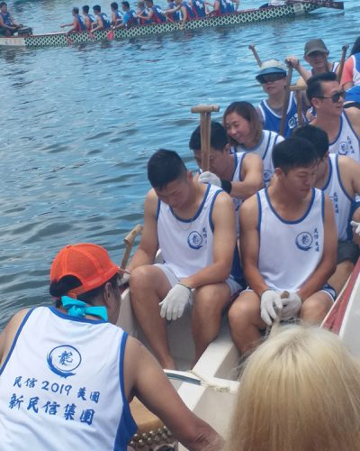 Dragon Boat Competition 2019