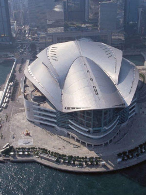 Hong Kong Convention & Exhibition Centre, Wan Chai